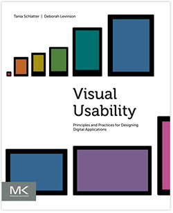 Visual Usability book cover